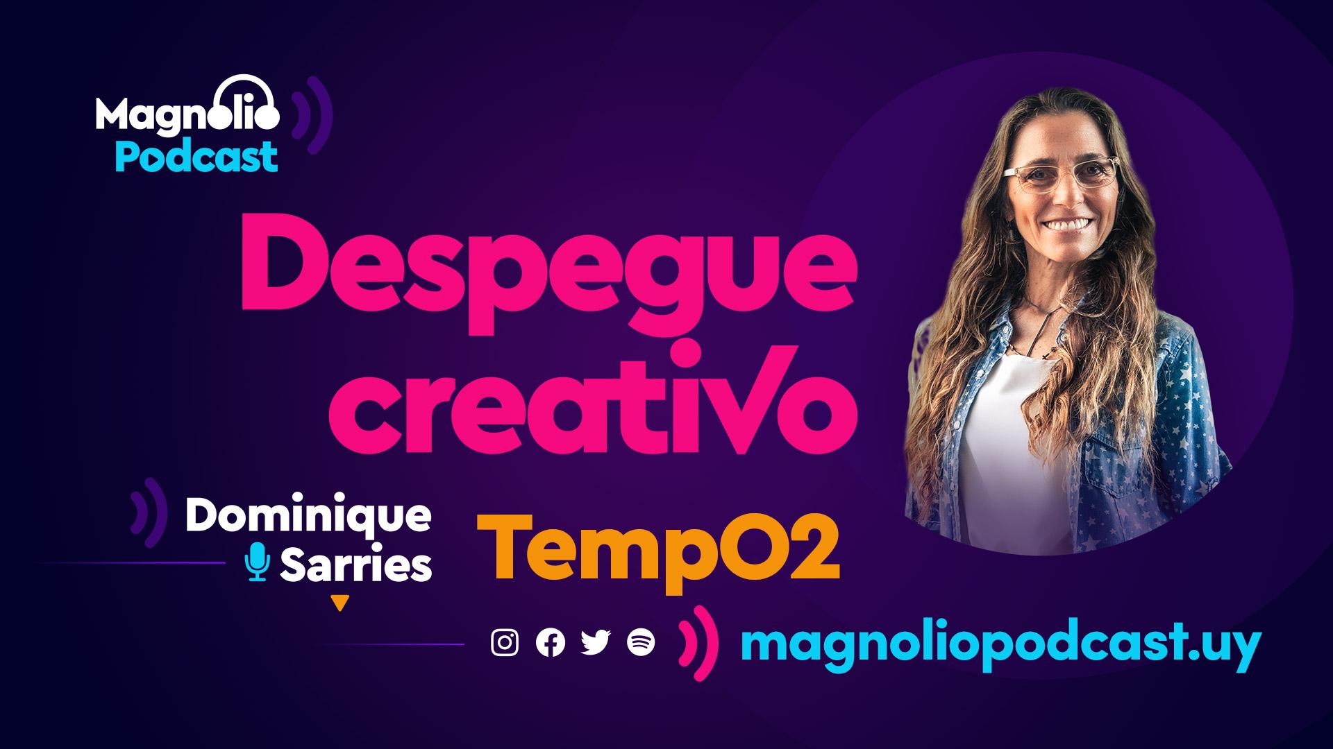 Despegue creativo - Dominique Sarries