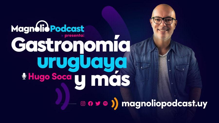 Gastronomía uruguaya y más - Hugo Soca