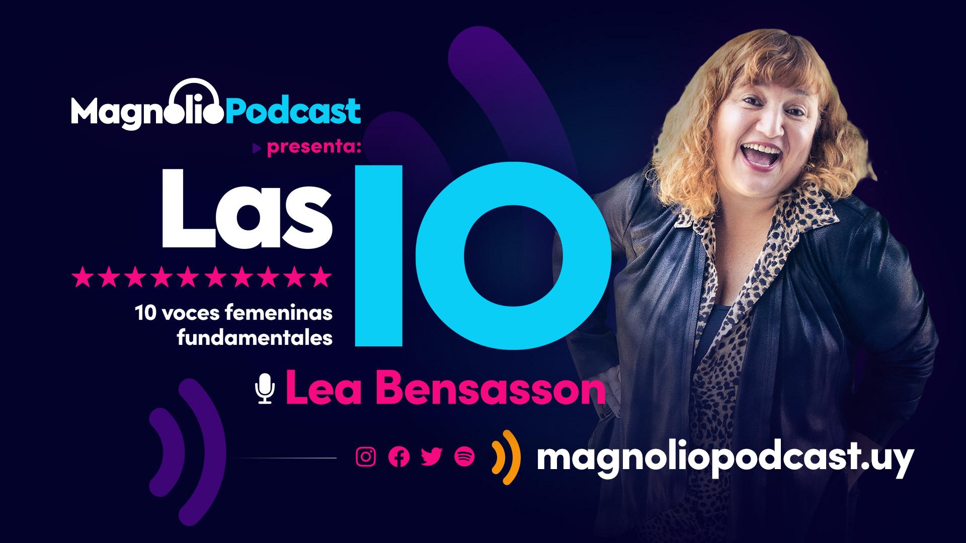 Las 10 - Lea Bensasson