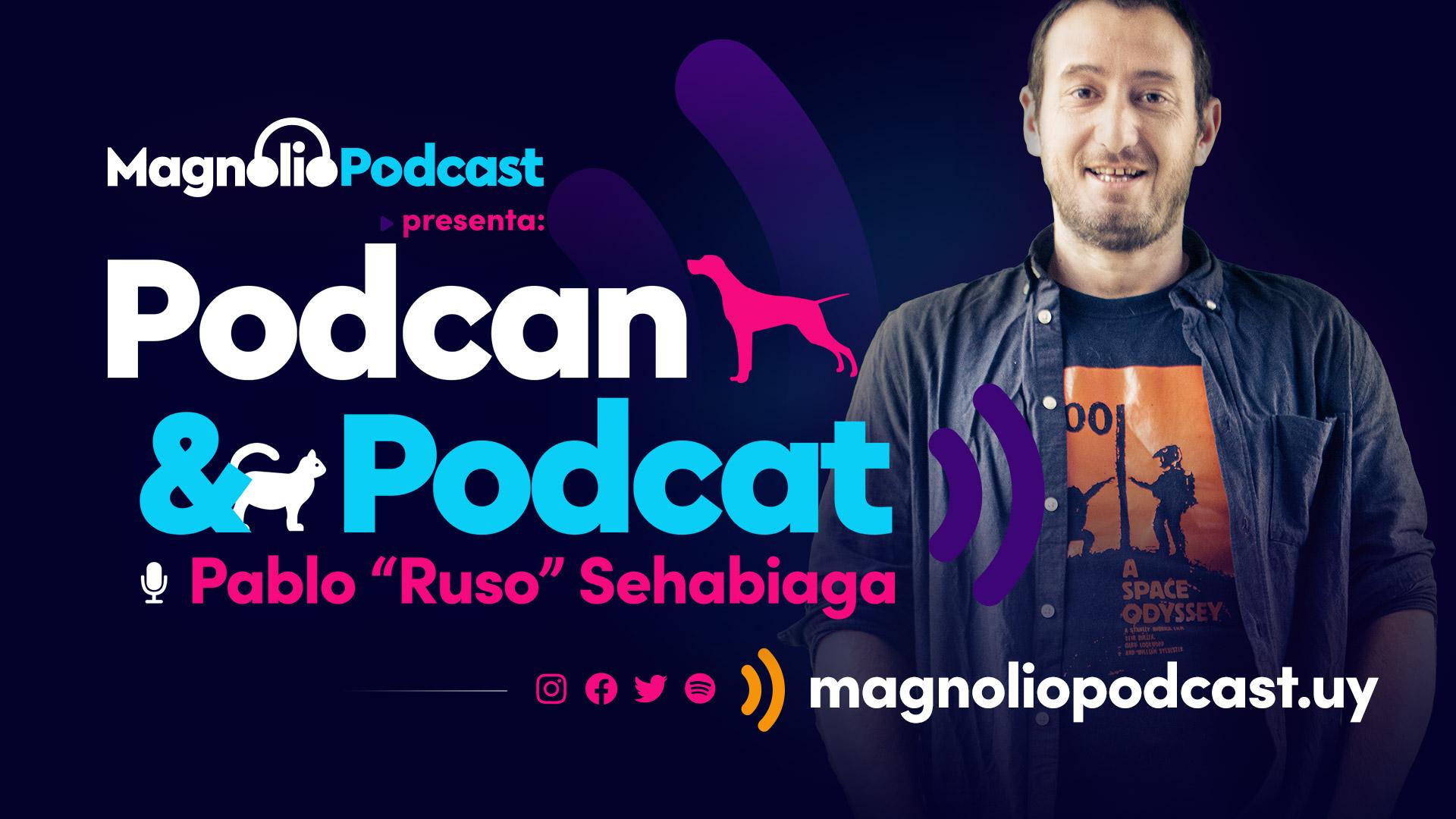 """Podcan & Podcat - Pablo """"Ruso"""" Sehabiaga"""