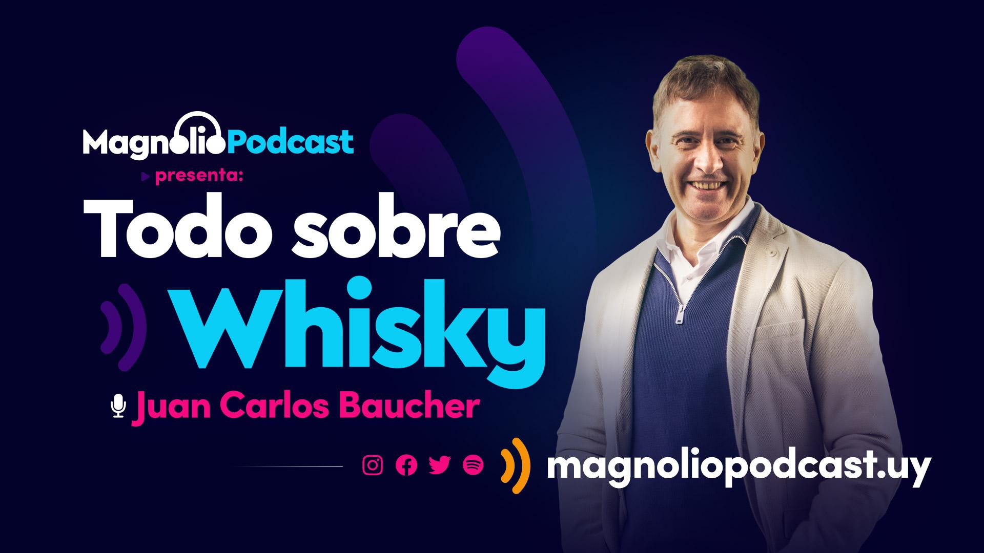 Todo sobre whisky - Juan Carlos Baucher
