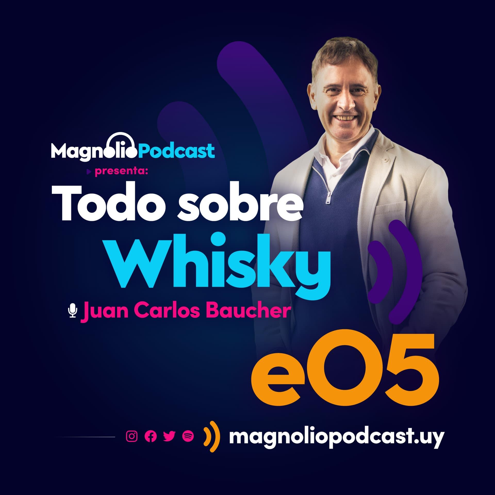 El blended scotch whisky